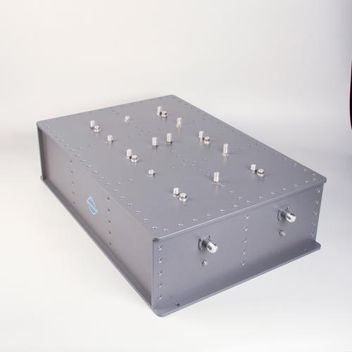 Band-pass filter Band 3 DAB 500 W N female product photo