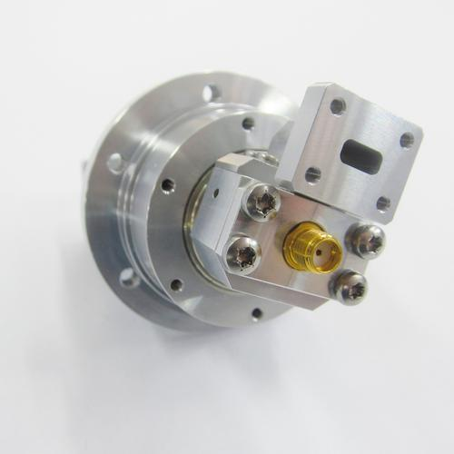 2 channel hybrid rotary joint 29.4-31.0 GHz 1.4-2.7 GHz product photo