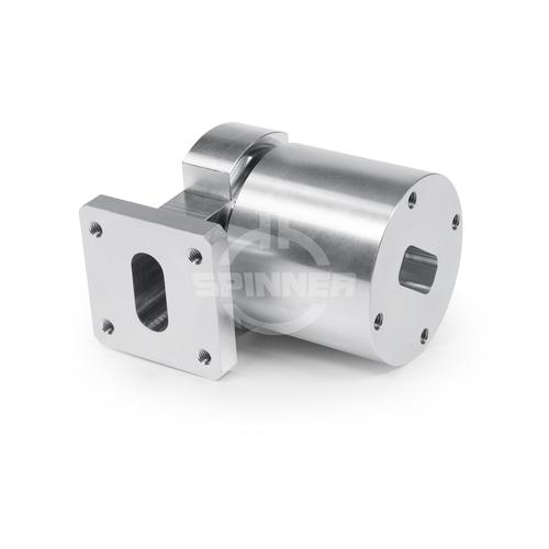 1 channel waveguide rotary joint R120 13.75-14.5 GHz product photo