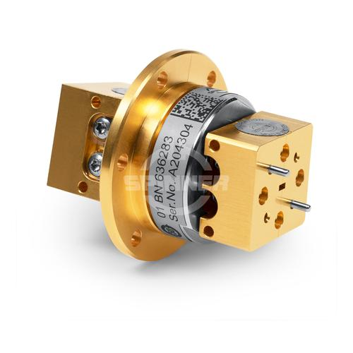1 channel rotary joint R 900 75-110 GHz product photo