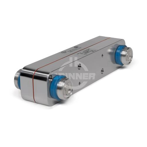 Coaxial directional coupler 3 dB H-Style 330-520 MHz 7-16 female product photo