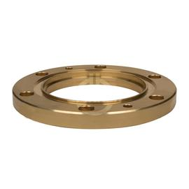 "Fixed flange for brazing 3 1/8"" EIA product photo"