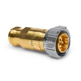 4.3-10 male to N female 12 GHz precision adapter product photo