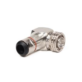 "4.3-10 male right angle push-pull connector SF 1/2""-50 Multifit product photo"