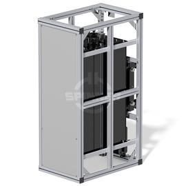 CCS 2-way CIB combiner band 3 DAB 30 kW WB input 6 kW NB input product photo