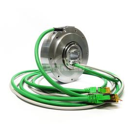 1 channel ethernet rotary joint 1000BASE-T product photo