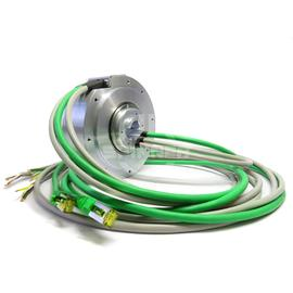 1 channel CAN rotary joint 500 KBit/s with slip ring product photo