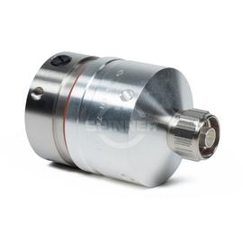 "N male connector LF 1 1/4""-50 CAF Plast2000 product photo"