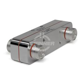 Coaxial directional coupler 6 dB H-Style 694-2700 MHz 7-16 female product photo