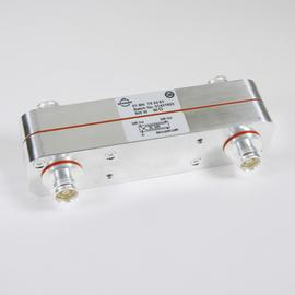 Coaxial directional coupler 3 dB H-Style 694-2700 MHz 4.3-10 female product photo