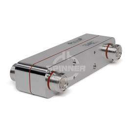 Coaxial directional coupler 20 dB H-Style 1000 W 330-520 MHz 7-16 female product photo