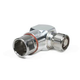 "N male right angle connector LF 1/2""-50 CAF® Plast2000 product photo"