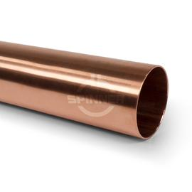 "Rigid line outer conductor 4 m tube copper 1 5/8"" EIA / BT-D / SMS-2 product photo"