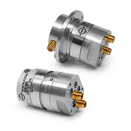 DualChannelCoaxialRotaryJoints